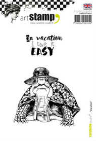 Carabelle Studio Cling Stamp A6 - Vacation