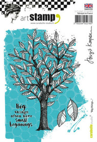 Carabelle Studio Cling Stamp A6 - Big Things