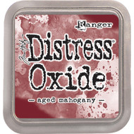 Tim Holtz Distress Oxide Ink - Aged Mahogany (TDO55785)
