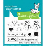 Lawn Fawn Little Fireflies Stamp Set (LF1593)