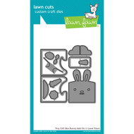 Lawn Fawn Tiny Gift Box Bunny Add-On Lawn Cut (LF1610)