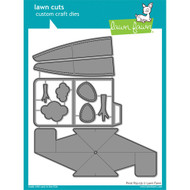 Lawn Fawn Pivot Pop-Up Lawn Cut (LF1611)