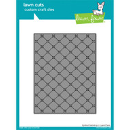 Lawn Fawn Quilted Backdrop Lawn Cut (LF1625)