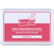 Lawn Fawn Ink Pad - Raspberry Dye Ink ( LF1659)