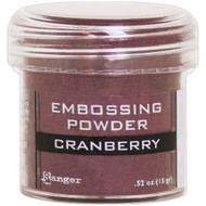 Ranger - Embossing Powder - Cranbery Metallic (EPJ 60352)