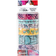 Dina Wakley Media Washi Tape #1 (MDA59974)