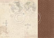 Pion Design - The World Awaits - 12 x 12 Destination Unknown
