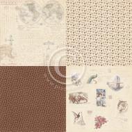 Pion Design - The World Awaits - 6 x 6 Destination Unknown