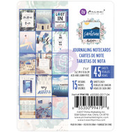 Prima Marketing - Santorini - 3 x 4 Journaling Cards
