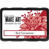 Wendy Vecchi Dye Ink Pad - Red Geranium