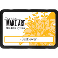 Wendy Vecchi Dye Ink Pad - Sunflower
