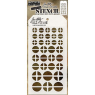 Tim Holtz Layering Stencil - Screwed - THS087