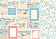 Pion Design - Seaside Stories - Beach Life (PD16010)
