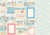 Pion Design - Seaside Stories - Beach Life (PD16010)