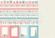 Pion Design - Seaside Stories - Borders (PD16011)