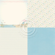 Pion Design - Seaside Stories - 6 x 6 Summertime (PD17001)