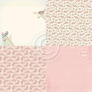 Pion Design - Seaside Stories - 6 x 6 Songbird (PD17003)