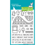 Lawn Fawn Coaster Critters Stamp Set (LF1694)