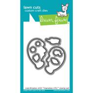 Lawn Fawn Manatee-Rific Lawn Cut (LF1689)