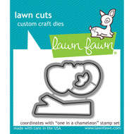 Lawn Fawn One In A Chameleon Lawn Cut (LF1550)