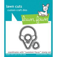 Lawn Fawn Sweetest Flavor Lawn Cut (LF1699)