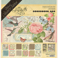 Graphic 45 - Deluxe Collectors Edition Botanical Tea (4501684)