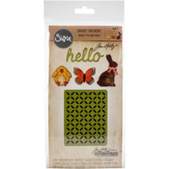 Sizzix Sidekick Side-Order Set By Tim Holtz - Springtime (662711)