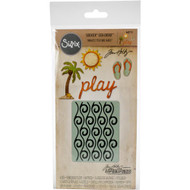 Sizzix Sidekick Side-Order Set By Tim Holtz - Beach (662713)
