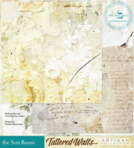 Blue Fern Studio - Tattered Walls - The Sun Room