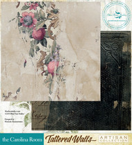 Blue Fern Studio - Tattered Walls - The Carolina Room