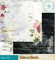 Blue Fern Studio - Tattered Walls - Suite 204