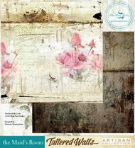 Blue Fern Studio - Tattered Walls - The Maid's Room