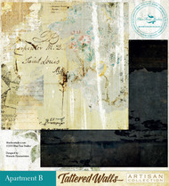 Blue Fern Studio - Tattered Walls - Apartment B
