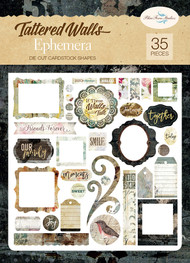 Blue Fern Studio - Tattered Walls - Ephemera