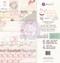 Prima Marketing - Santa Baby - 12 x 12 Paper Pad