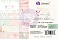 Prima Marketing - Santa Baby - 4 x 6 Journaling Cards