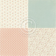 Pion Design - Life Is Peachy - 6 x 6 In Bloom