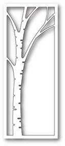 Poppystamps Craft Die - Birch Collage Craft Die (PS-1733)
