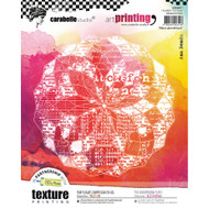 Carabelle Studio Art Printing Round - Ellipse Geometrique