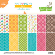 Lawn Fawn Knit Picky Fall Collection