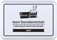 Lawn Fawn Ink Pad - Embossing & Watermark