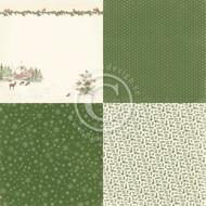 Pion Design - Let's Be Jolly - 6 x 6 Winter Wonderland