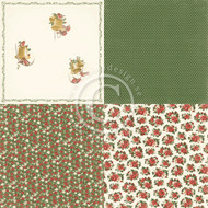 Pion Design - Let's Be Jolly - 6 x 6 Bells Are Ringing