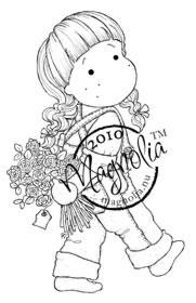 Magnolia Mini - SECRETIVE TILDA