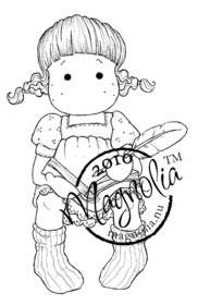 Magnolia Mini - TILDA WRITING DIARY