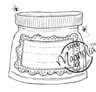 Magnolia Mini - HONEY JAR