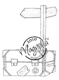 Magnolia Mini - LUGGAGE & SIGN