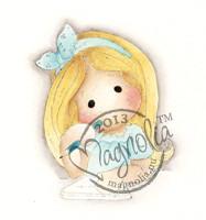 Magnolia Stamps INVITATION TILDA - Special Moments
