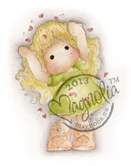 Magnolia Stamps Love Love Love Tilda