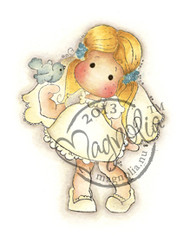 Magnolia Stamps Special Day Tilda